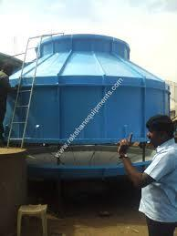 Round FRP Cooling Tower Manufacturer in Coimbatore Round FRP Cooling Tower With the dedication of our team of technical experts, we are engaged in offering outstanding quality Round FRP Cooling Tower In Coimbatore . This tower is extensively used in various industries for cooling purpose. The offered tower is manufactured with the use of excellent quality components to ensure its excellent performance. Clients can avail this Round FRP Cooling Tower in various technical options at nominal prices.