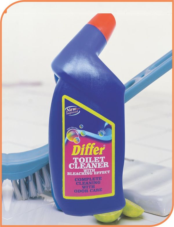 Differ Toilet Cleaner availabl