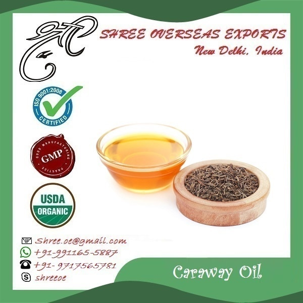 Product Caraway Oil   Appearan