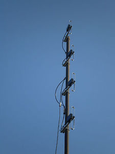 FOLDED STACK DIPOLE ANTENNA (O