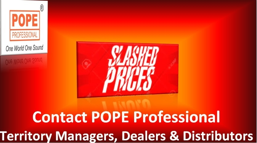 speacial offer on all Pope Speakerscall me @ 9346619194 / 8297319194