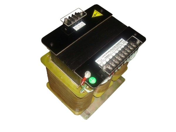 NEW GOLD ISOLATION TRANSFORMER