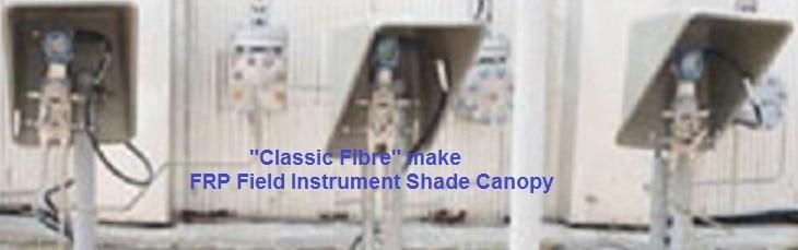 FRP Instrumentation canopy