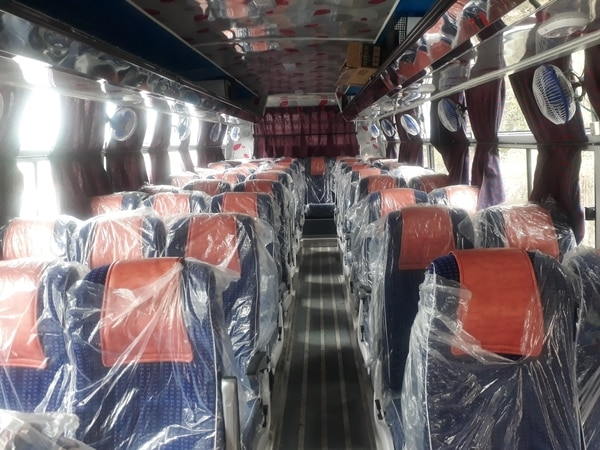 New buses for marriage picnic