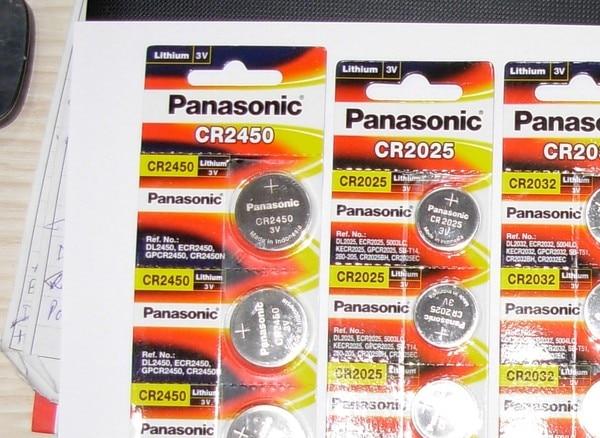 Panasonic CR1632, Panasonic Co