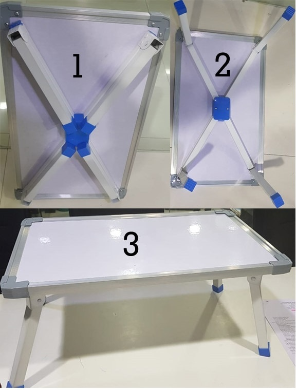 Study DeskWe are offering Study Desk to our clients.Durable and anything can be written and erased on desk top surface.Stand can be also folded.http://titledisplayboard.com/product/study-desk/