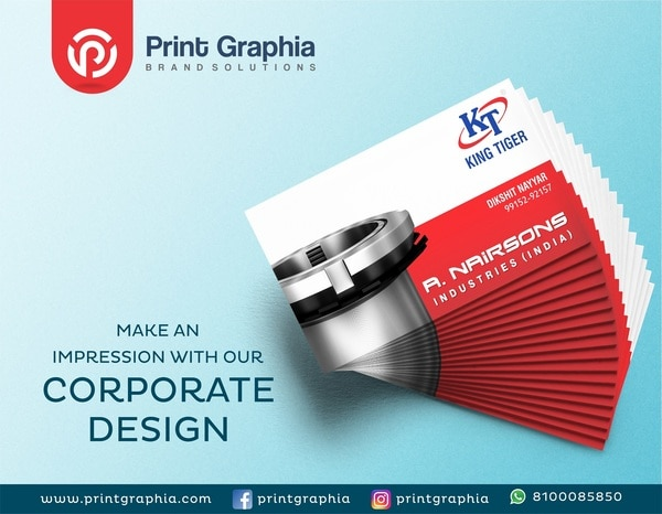 MAKE AN IMPRESSION WITH OUR CO