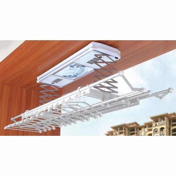 Electric Clothes Drying Rack w