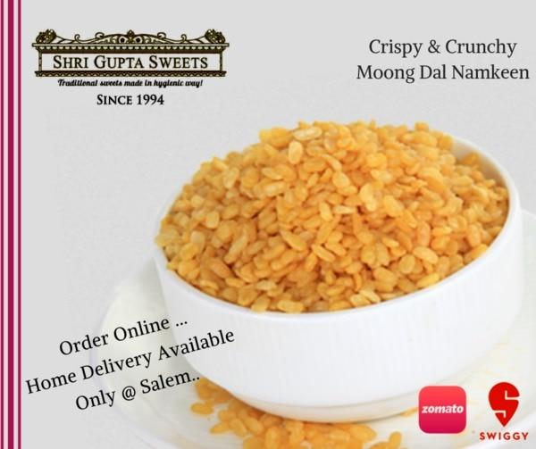 Yummy, Crispy & Healthy Snack