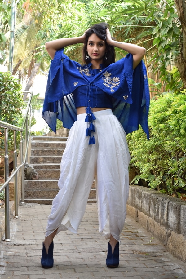 Dhoti is an epitome of th