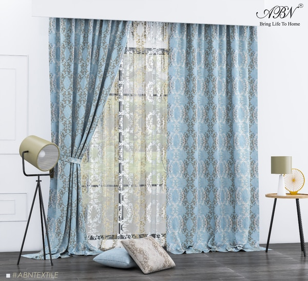 With our curtain collection fe