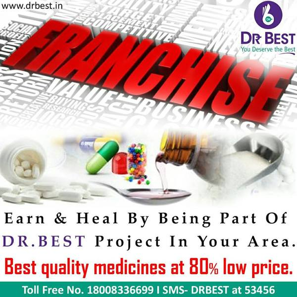 Get Dr Best Pharma Franchise a