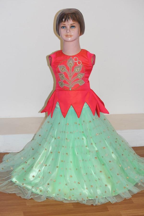 party wear dresses for kids  D