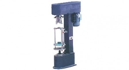 Metal Cap Closing SPS 40MMetal Cap Closing (40M) machine is suitable for cap screwing production of various plastic burglar-proof caps, which is widely used in plants of beverage, wine, chemistry industry and medicine.