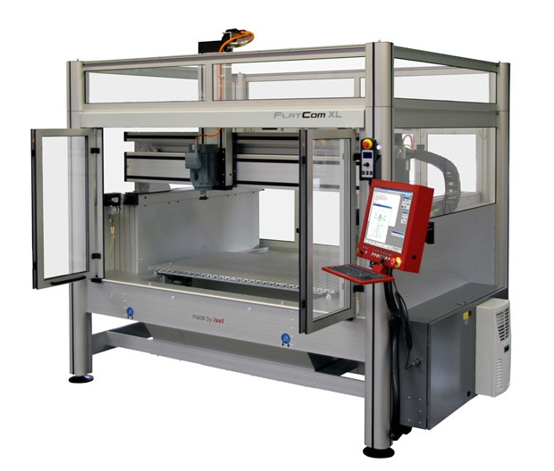 Large Format CNC XYZ Tables available in various sizes and combinations. These are ready to use platforms for variety of automation applications like drilling, milling, dispensing, pick and place, assembly etc.