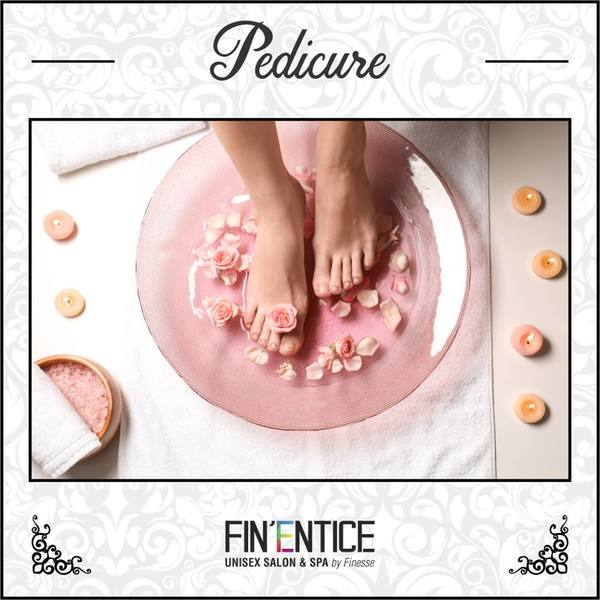 A great pedicure can be as soo