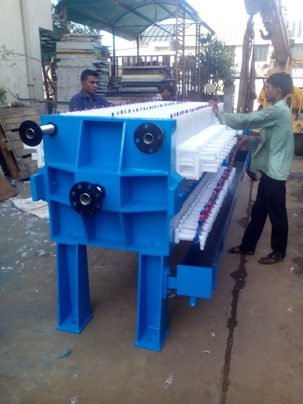 PP FILTER PRESS MANUFACTURE IN
