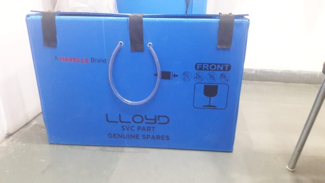 PP led TV boxes in Noida.