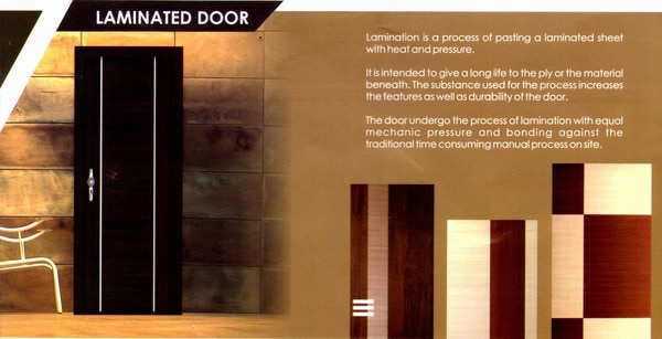 Plywood and doors in Rajasthan