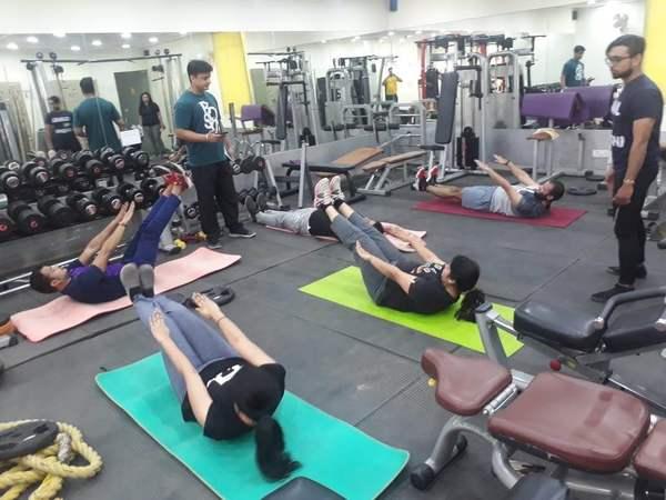 De Bon Aire Fitness Club ensur