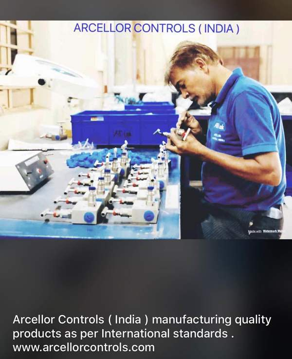 Arcellor Controls India manufactures high pressure fittings & valves . All the fittings & valves are supplied in  India and exported to Saudi Arabia, Egypt , Romania, Uae , Oman , Canada, Malayasia, Srilanka , Vietnam , Bahrain .High pressure hydrualic fittings in India.High pressure ball valves in India