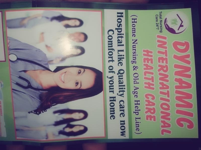 Home nursing services,  Icu ca