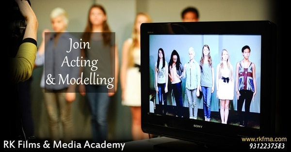 Diploma in Acting & Modelling