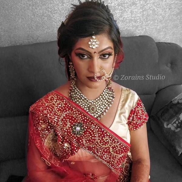 Bridal Makeup Service We alway