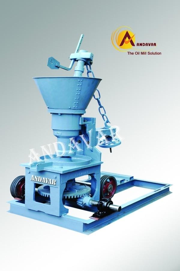 Copra Oil Extraction Machine M