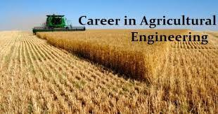 Agricultural Engineers  Career