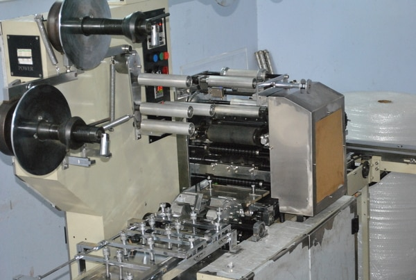 SOAP WRAPPING MACHINE in Amman