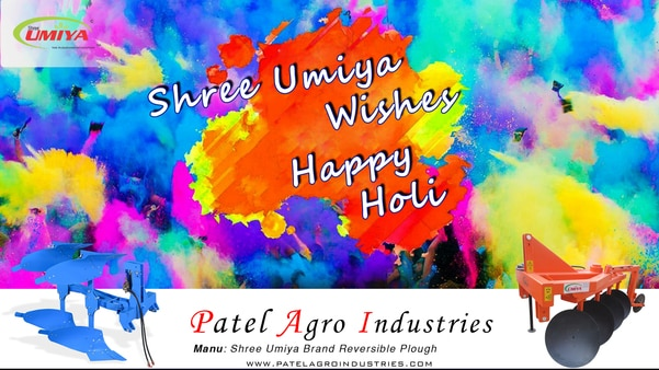 Celebrating the colours of our beautiful relationship,  Shree Umiya family wish you and your family all the bright hues of life.Have a colourful holi!Happy Holi