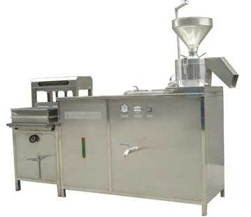 Fully Automatic Soya Milk Making Machine Manufactured By Krishna Industries Has Unique Built Quality With  Fully Stainless Steel Grade Of 304.