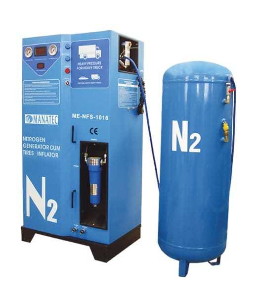 Nitrogen Filling Station In Co