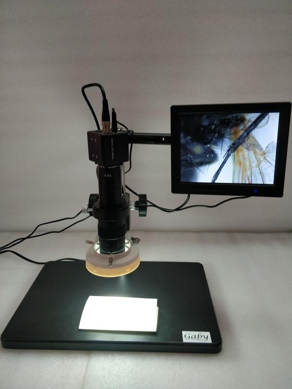 LCD DIGITAL MICROSCOPELED Light Source 8'' LCD Digital MicroscopeModel: FKE208-A with 8