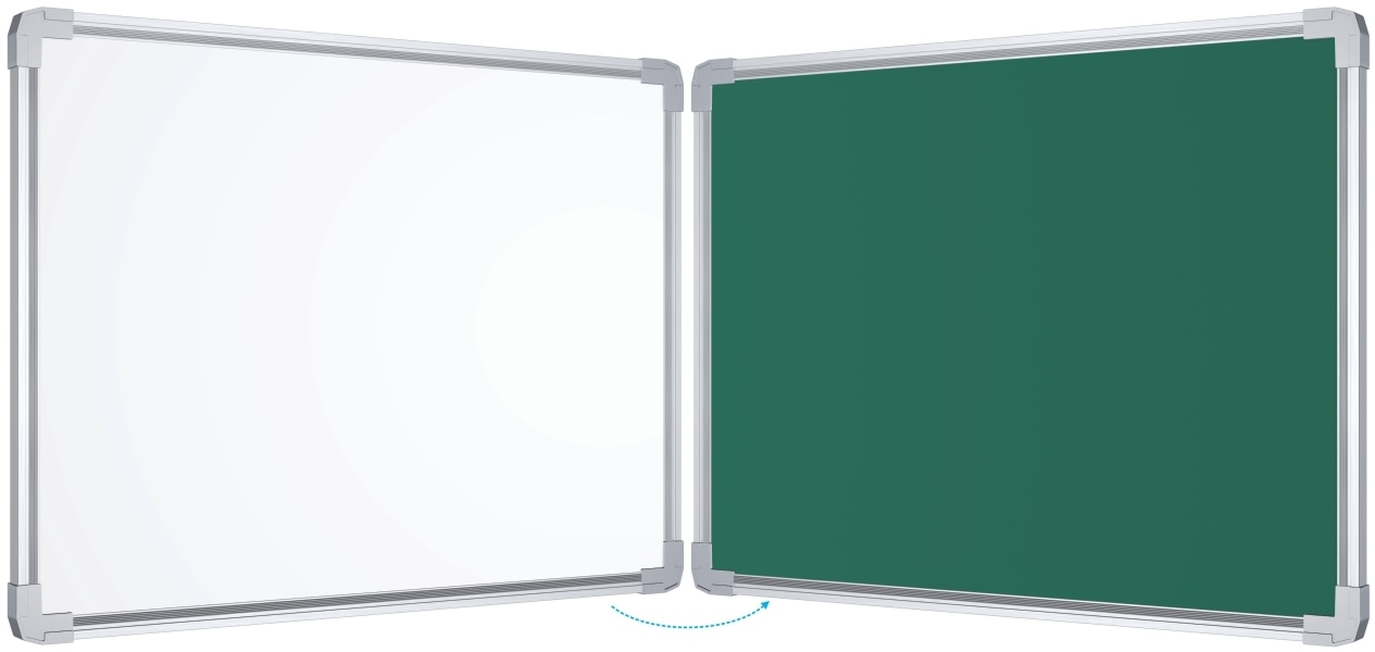Double Sided Writing BoardWe are offering T10 Brand Double Sided Writing Board to our clients. One side white and Another side green chalkboard.All sizes are available.Usage in Schools, Office, Tuition Classes, Educational Institute, Collages, etc.http://titledisplayboard.com/product/t10-double-sided-writing-board/
