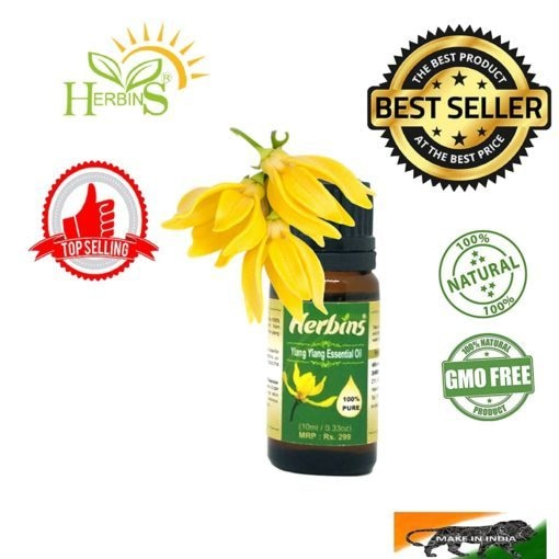 Herbins ylang ylang oil is 100