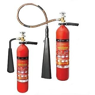 CO2 Fire Extinguisher G-Safety