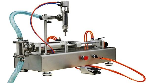 LIQUID FILLING MACHINE   Model