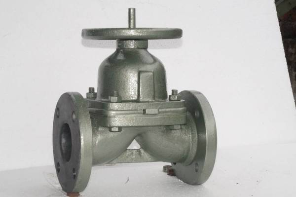 DIAPHRAGM VALVE   For Greater