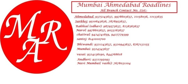 WE ARE MUMBAI AHMEDABAD ROADLI