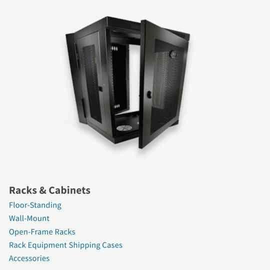 Racks & Cabinets  Floor-S