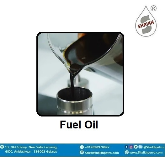 Fuel oil : Fuel oil, The Most