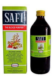 SAFI SYRUP  Safi is a Unani me