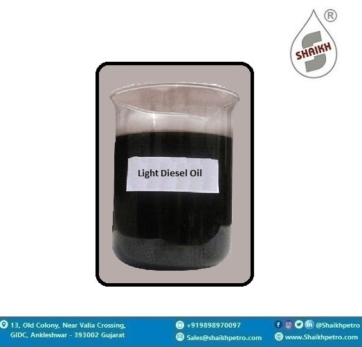 Light Diesel Oil : Two main gr