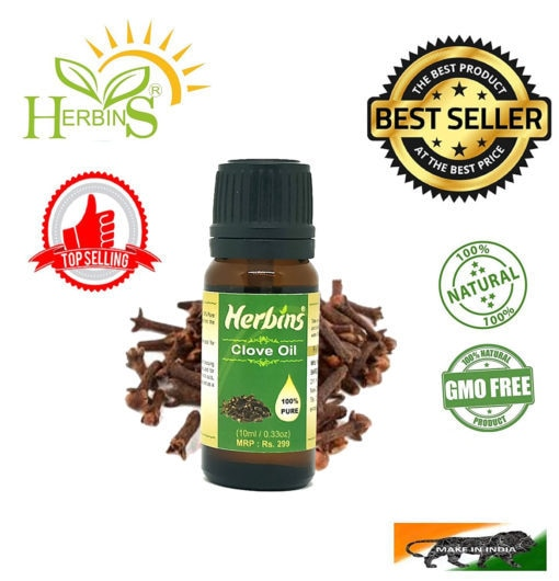 Herbins clove oil is a very po