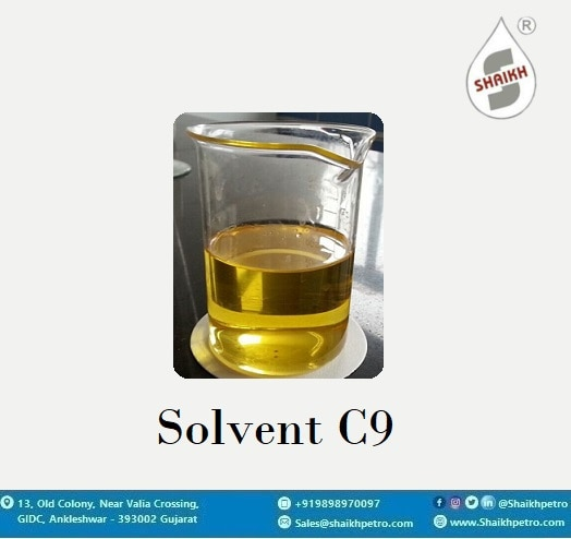 Solvent C9: This is a C-9 hydr