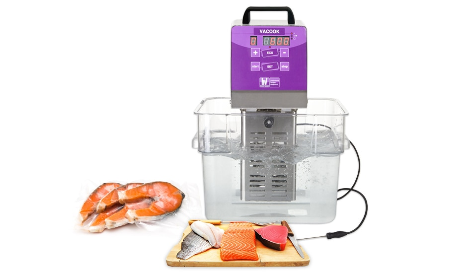 We are Suppliers of High Quality Sous Vide Machine. These Machines are Made in Italy Product. we keep providing the latest and convenient equipment range to our customers. These Sous Vide Machine Price is Reasonable.Commercial Sous Vide Machine in Delhi, Suppliers of Sous Vide Machine, Best Commercial Sous Wide Machine, Sous Vide Machine Dealers.