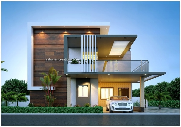 Proposed residence at koilpala