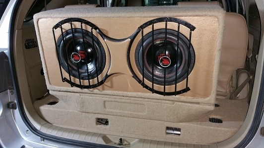 Installed audio systems w